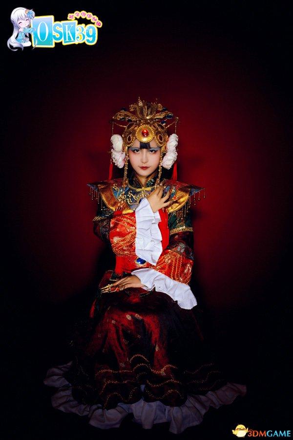 我是韩国人_中国Style!《恐怖宠物店》Cos惊悚与美丽统一_www.3dmgame.com