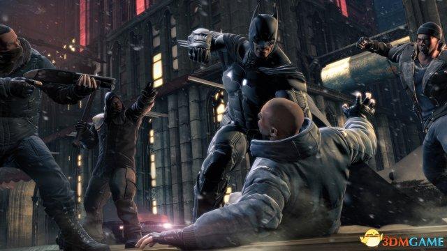 华纳宣布《蝙蝠侠:阿卡姆起源》将登陆iOS与安卓
