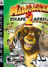 马达加斯加2:逃往非洲 英文美版