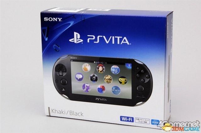 日本4Gamer网站详细展示PSVita 2000开箱细节内容