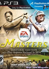 老虎伍兹PGA巡回赛14:传奇大师版 英文美版