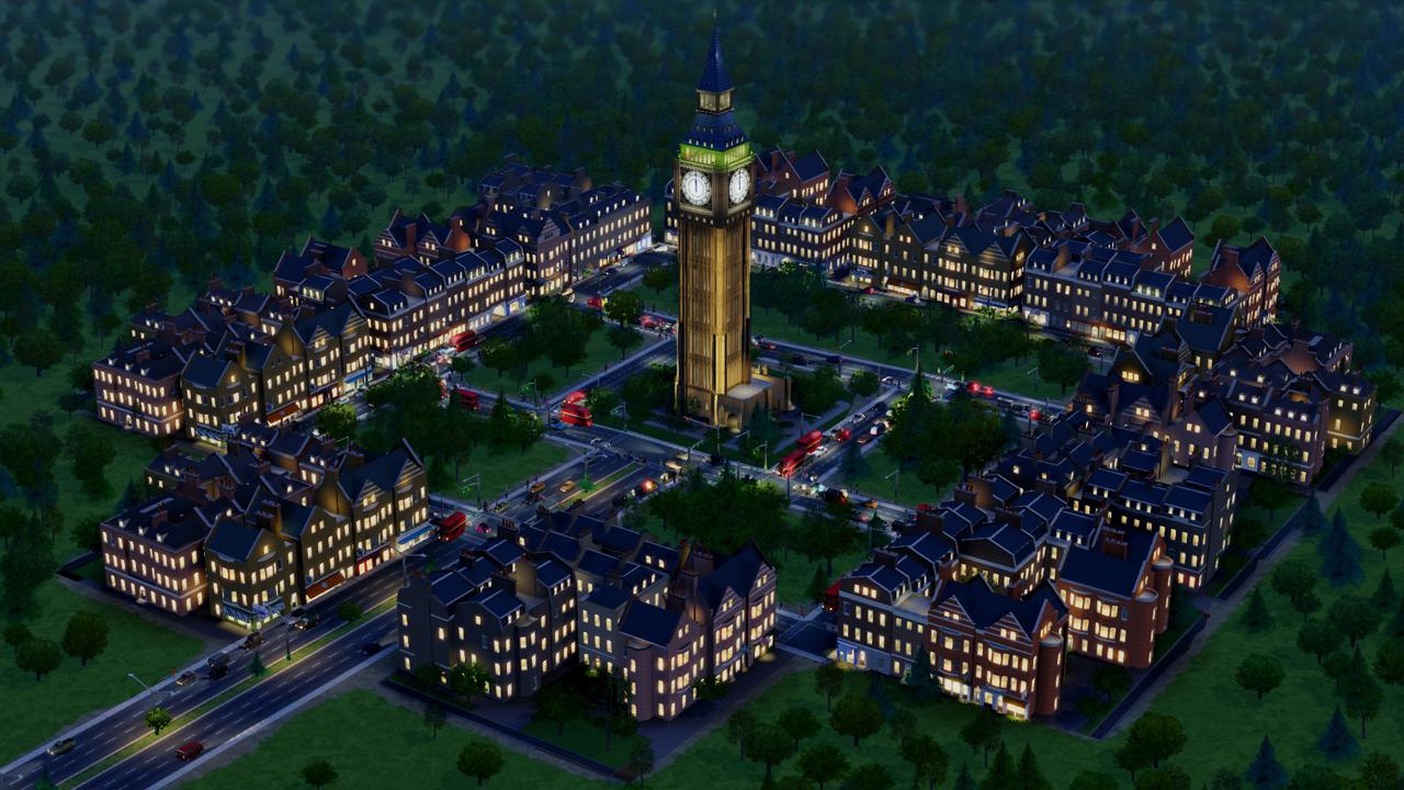 模拟城市5未来之城/SimCity