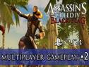《刺客信条4:黑旗》PS4版多人模式演示