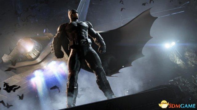 布鲁斯到蝙蝠侠!《蝙蝠侠:阿卡姆起源》广告短片