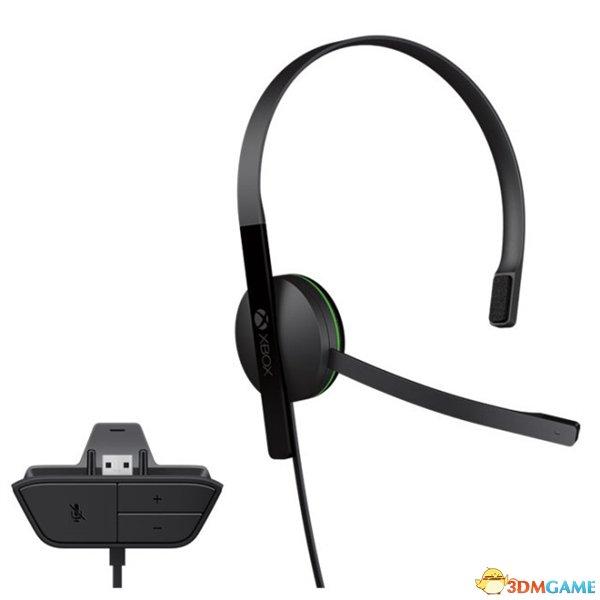 微软表示XboxOne主机通用耳机适配器明年才能到来