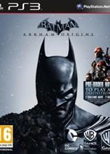 蝙蝠侠:阿卡姆起源 英文美特别版