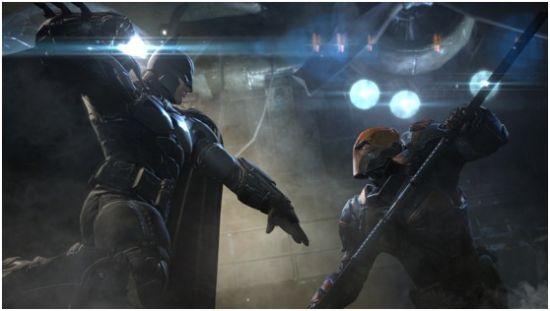 中电博亚给力 《蝙蝠侠:阿卡姆起源》代理确认