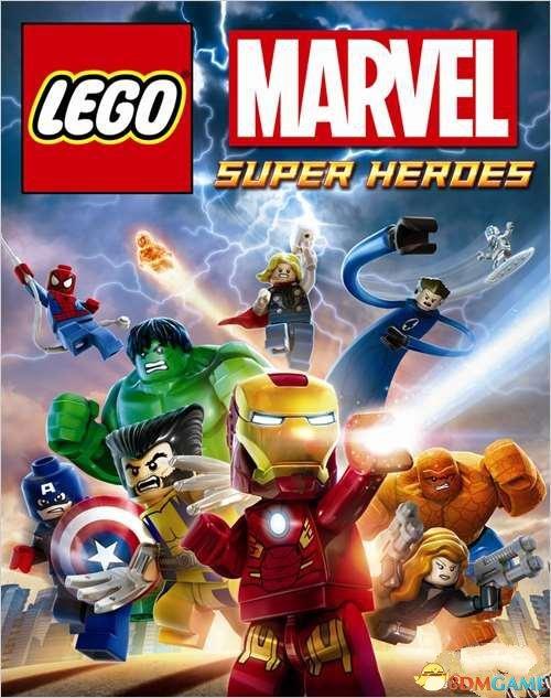 积木系列新作《乐高漫威超级英雄》3DM破解版发布