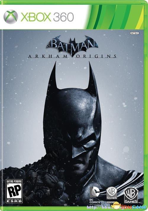 <b>3DM《蝙蝠侠:阿卡姆起源》XBOX360特别版放出</b>