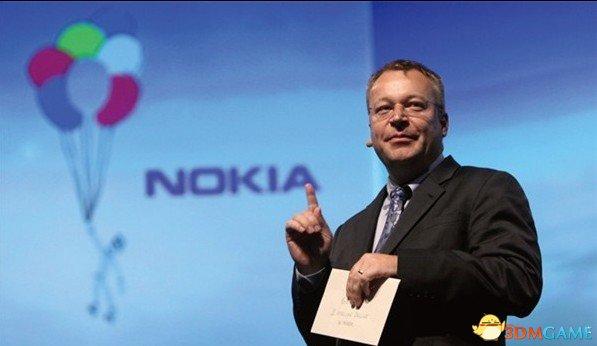 前任CEO埃洛普承认微软未来或将弃用诺基亚品牌