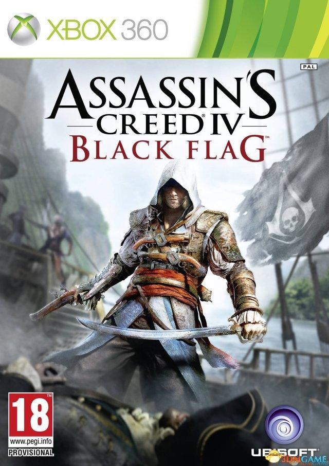 海盗起航!《刺客信条4:黑旗》Xbox 360全区下载