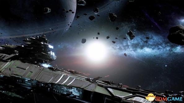 《星际公民》将有公共交通 大型军舰功能扩展