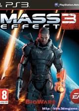 质量效应3 英文PS3版