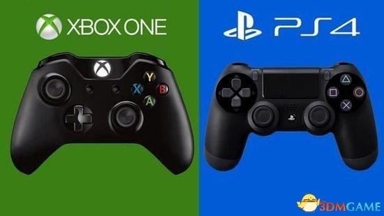调查数据显示玩家对PS4的兴趣是Xbox One的两倍