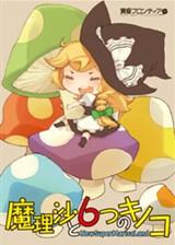 魔理沙与6个蘑菇 v1.0简体中文免安装版