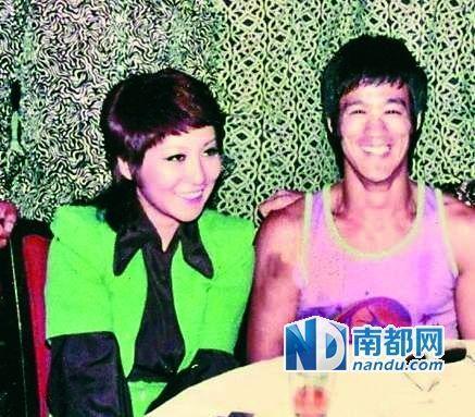 情人丁佩谈李小龙死因:他并非因吃春药而致死