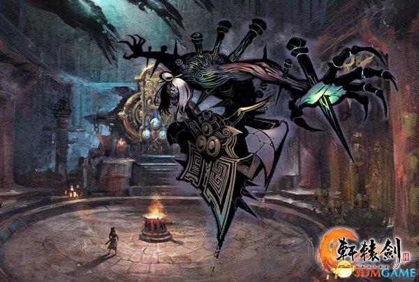 谜样开端!《轩辕剑6》DLC开启诡异黑火之旅