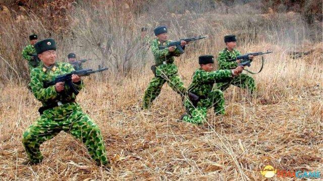 很好很强大!北朝鲜军队迷彩服让日本网民叹服