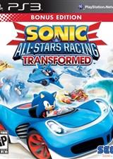 索尼克全明星赛车:变形 英文PS3版