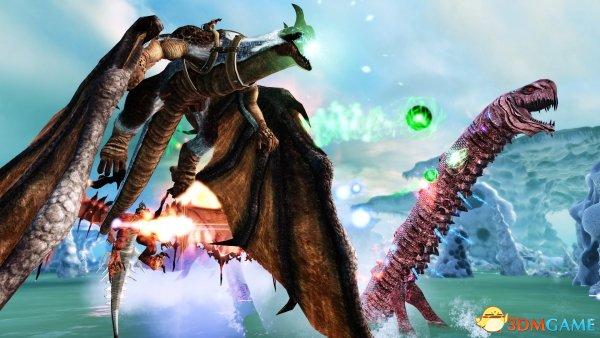 飞龙骑士,黑暗之魂2
