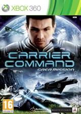 航母指挥官:盖亚行动 XBOX360英文PAL版