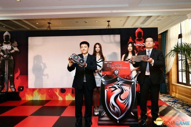 骑行天下 华硕携手AMD发布R9和R7系列显卡新品