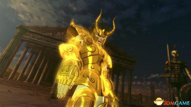 《圣斗士:勇士》DLC服装 一辉穿上狮子座圣衣