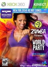 尊巴健身舞:世界派对 英文ISO美锁区版
