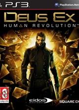 杀出重围3:人类革命 英文PS3版