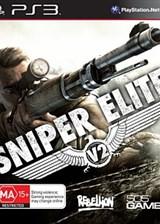 狙击精英V2 英文PS3版