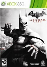 蝙蝠侠:阿卡姆之城 日版ISO版