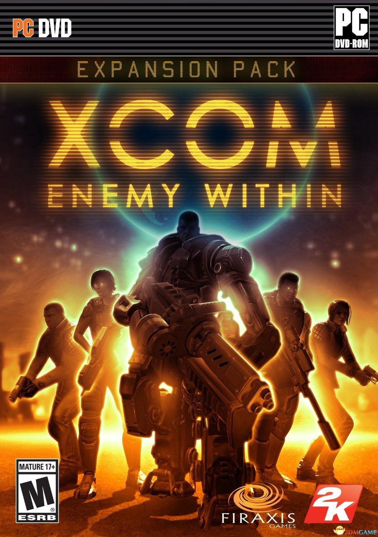 人体改造!《幽浮:内部敌人》PC正式版下载