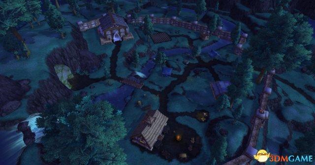 <b>《魔兽:德拉诺之王》要塞系统 模拟人生乱入</b>