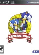 索尼克世代 英文PS3版