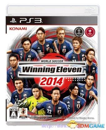 《实况足球2014》PS3日版游戏下