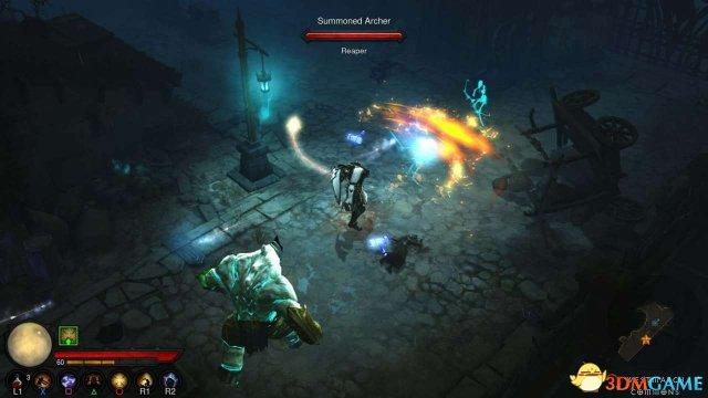 暴雪总监认为《暗黑破坏神3》是最适合主机的游戏