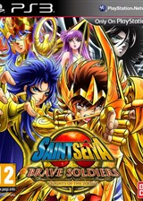 圣斗士星矢:勇士 英文PS3版