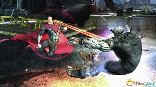 不义联盟:人间之神 PC终极版 超人连技视频