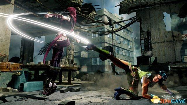 XBOX ONE首发格斗游戏《杀手学堂》媒体评