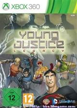 少年正义联盟:遗产 英文XEX版