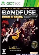 Bandfuse:摇滚传奇 日版ISO版