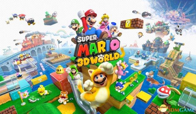 任天堂再创神话 《超级马里奥3D世界》各大媒体评分