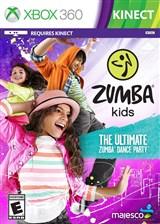 Kinect对应:儿童桑巴舞 英文ISO美锁区版