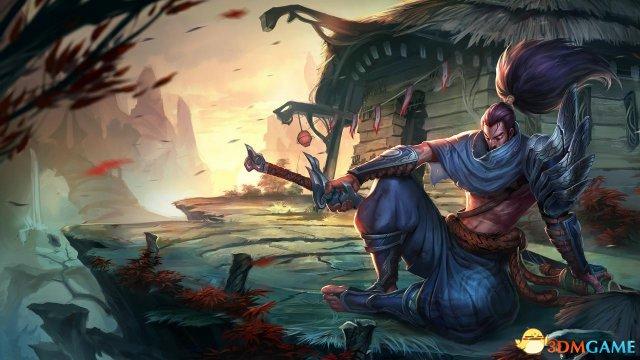 <b>《LOL》新英雄无鞘之刃亚索技能一览 剑圣算个啥!</b>