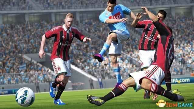 《FIFA 14》即将发布补丁解决Xbox One版崩溃问题
