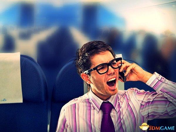 <b>乘客在飞机上用手机打电话 或将要面临高额资费</b>