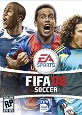 FIFA 08 英文欧版