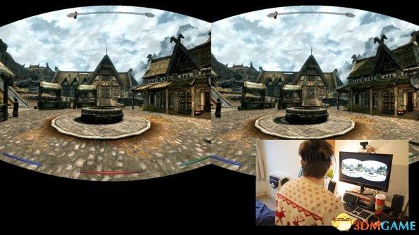 ca88手机版入口:黑科技真是威武,照进虚拟现实