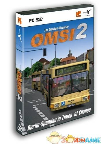3DM《巴士模拟2》破解版下载 模拟程度最高!