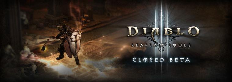 《暗黑3:死神之镰》封测开始 圣教军气势逼人